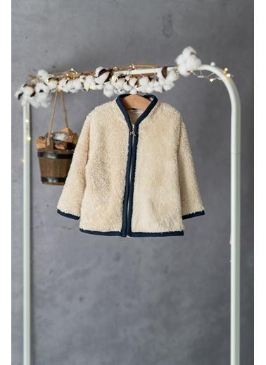 Zeyland Fermuarlı Biyeli Peluş Sweatshirt (12ay-4yaş) Fermuarlı Biyeli Peluş Sweatshirt (12ay-4yaş) Bej